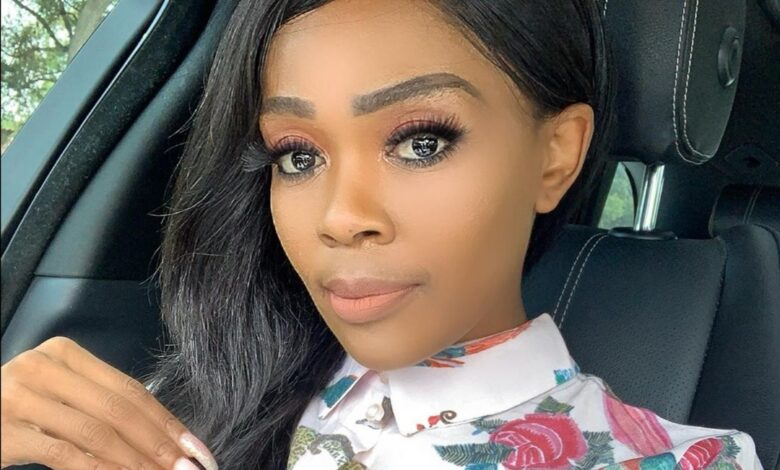 Thembi Seete Gushes Over Her Son On His 2nd Birthday!