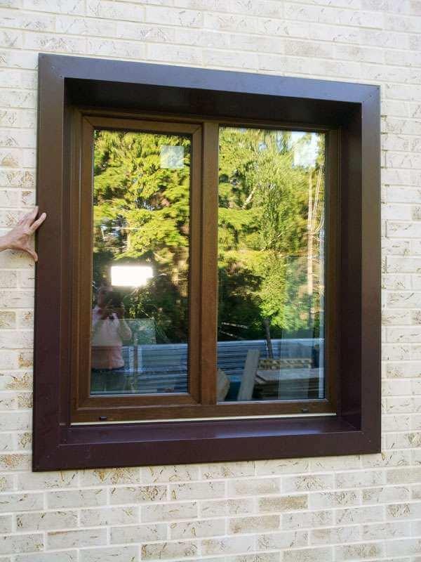 Как сделать откосы на пластиковых окнах: установка откосов ...