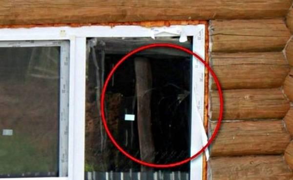 Окосячка окон в деревянном доме: что это такое обсада ...