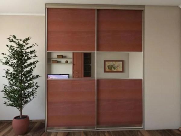 Шкафы-купе от компании «Окна для пенсионеров»