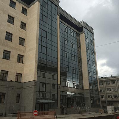 Замена холодного остекления на тёплое без изменения фасада здания
