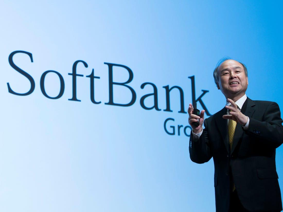 ទូរគមនាគមន៍ជប៉ុន SoftBank Corp មើលឃើញវិជ្ជមានលើការធ្វើវិនិយោគរបស់ខ្លួន