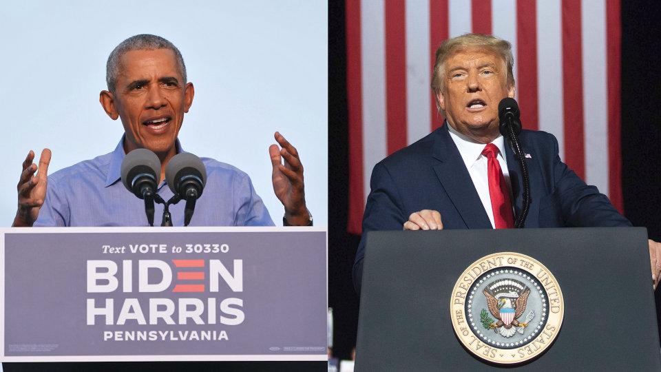 """លោក Obama៖ អំពើហិង្សានេះត្រូវបាន """"ញុះញង់ដោយប្រធានាធិបតីកំពុងកាន់តំណែង"""""""