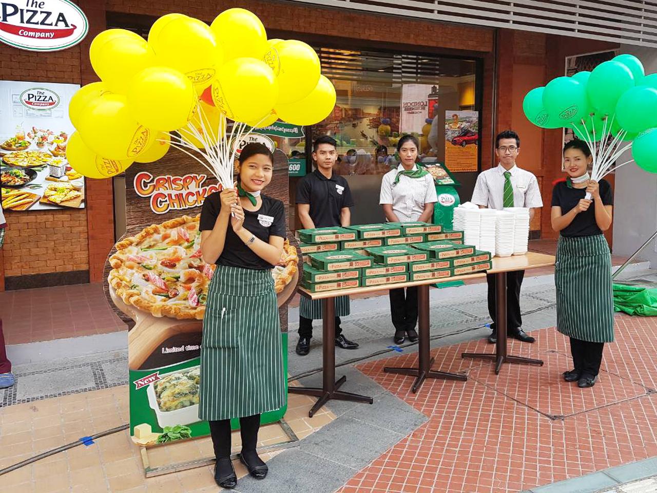 មានឆ្ងល់ទេ ហេតុអ្វី The Pizza Company ជោគជ័យនៅស្រុកខ្មែរ បើទោះបីមានដៃគូប្រកួតប្រជែងគ្រប់ច្រកល្ហក់?