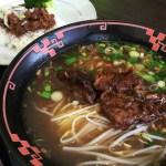 北谷「台湾麺屋HO-JA」の台湾ラーメンがもう絶品です。