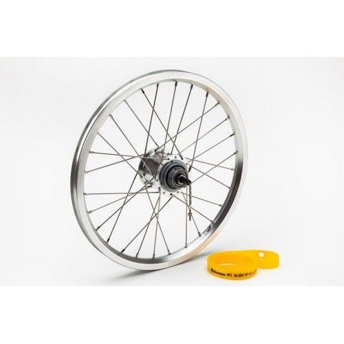 rueda trasera brompton sa 3 velocidades