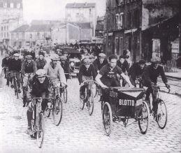 Las viejas bicis de carga