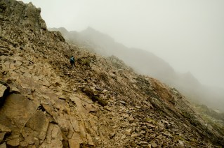 Put prema vrhu Kristinatindar