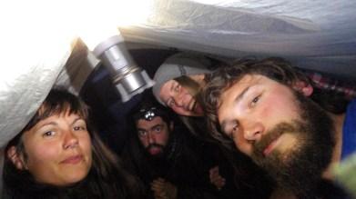 Party šator na otoku Chelin