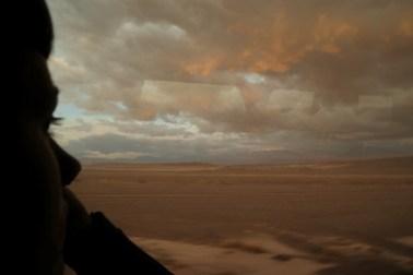 Dolazak u pustinju