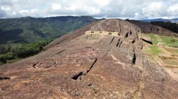 Na ovoj uglačanoj stijeni su se izvodili religijski obredi