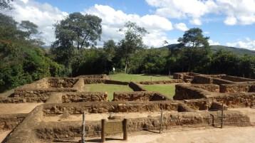 Ruševine kuća Inka