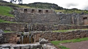 Tambomachay - kupalište Inka