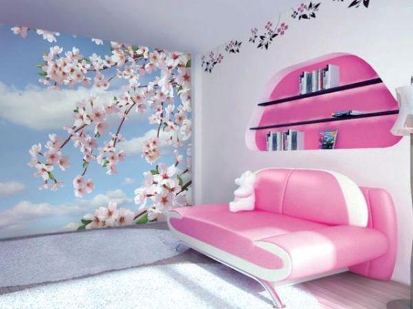 Оригинальный дизайн обоев в японском стиле украсит ваш ...