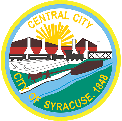 Central City of Syracuse Logo