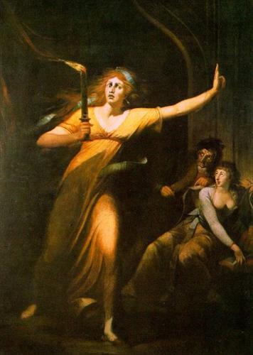 Lady Macbeth by Henry Fuseli