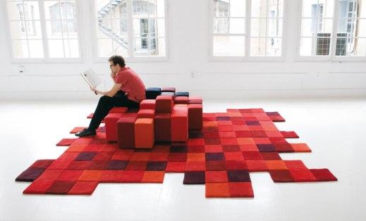 Zdjęcie pochodzi ze strony: www.nanimarquina.com