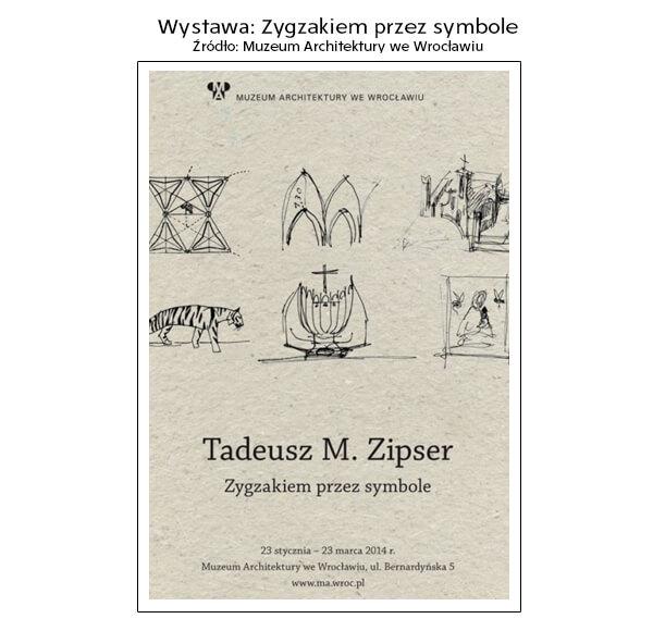 Tadeusz M. Zipser - wydarzenia kulturalne wrocław