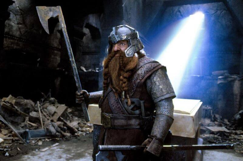 Gimli - Władca Pierścieni
