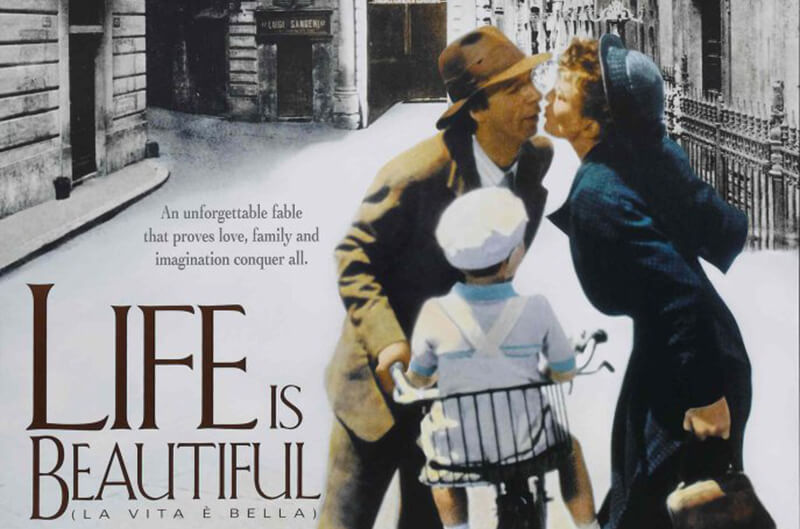 """""""Życie jest piękne""""! w każdej chwili... - recenzja"""
