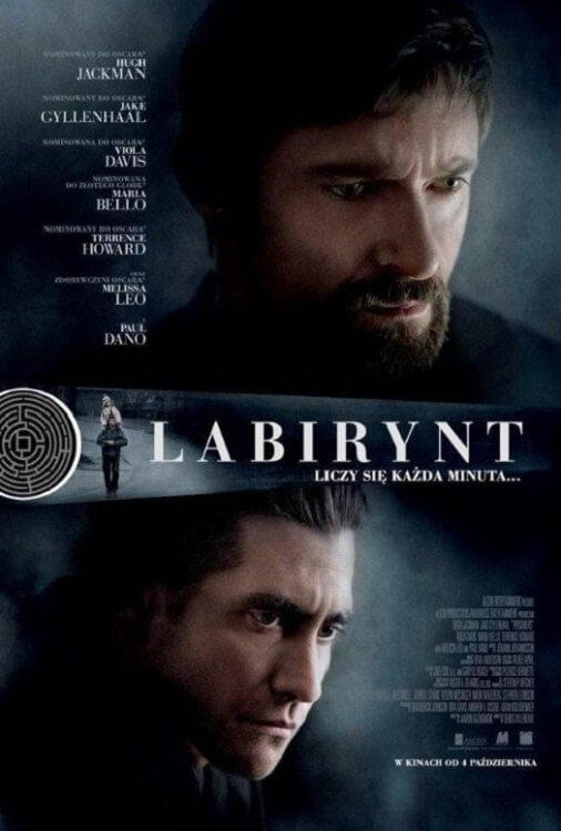 "Poster for the movie ""Labirynt"""