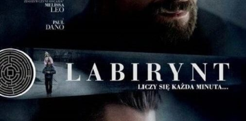 """Poster for the movie """"Labirynt"""""""