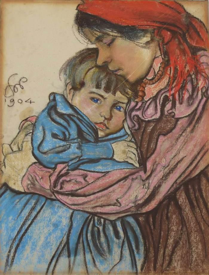Znalezione obrazy dla zapytania dziecko w ramionach mamy  obraz