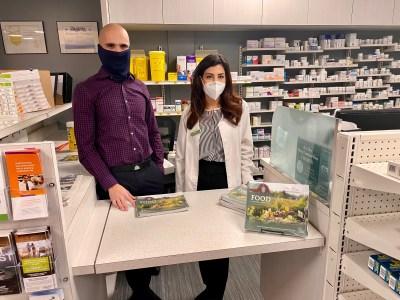 Southbank Pharmacy, Matt and Diana Zubi