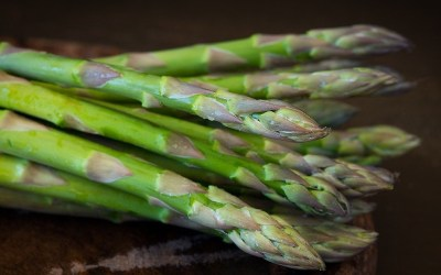 RECIPE: Asparagus and Cheese Omelette