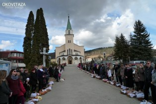 Svätenie Veľkonocných jedál 2015 004