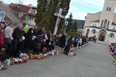 Svätenie Veľkonocných jedál 2015 023