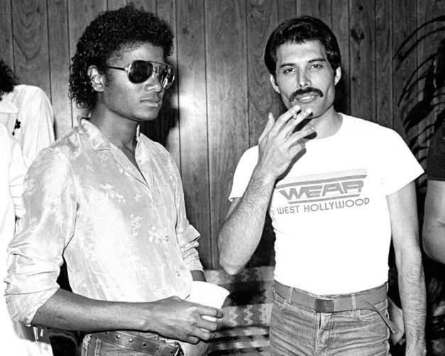 """Listen To The Michael Jackson & Freddie Mercury Duet """"There Must Be More To Life Than This"""""""