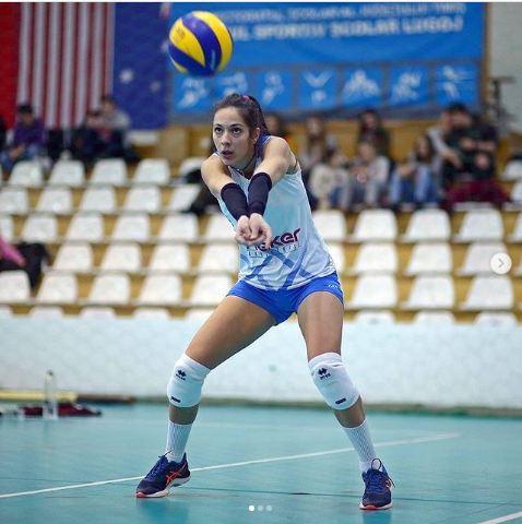 Katarina Vukomanović (libero)