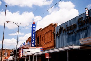 American Theater in Guymon, Texas County, OK   Photo by Nathan Gunter   CC BY-NC-ND 2.0