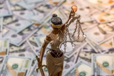 Oklahoma Justice system court fines and fees