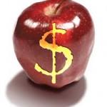 school finance - apple