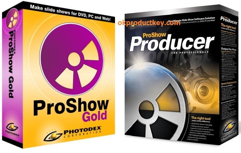 ProShow Gold 9.0.3797 Crack + Registration Code Free {Latest}