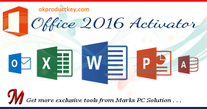 KMS Pico Activator For Microsoft Office 2016 Free Download