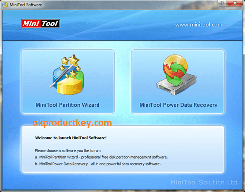 MiniTool Photo Recovery 3.0 Crack + License Key Free Download Latest