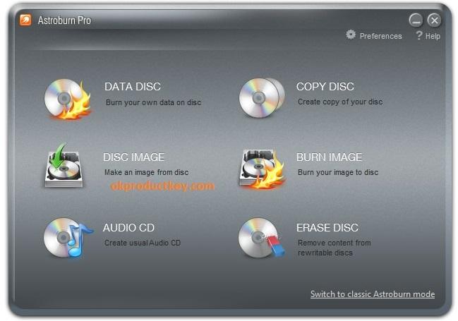 Astroburn Pro 4.0.0.0234 Crack + Serial Number Free Download {Latest}