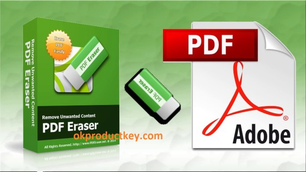PDF Eraser Pro 1.9.4.4 Crack + Serial Key Free Version Download 2021