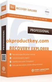 Recovery Explorer Professional 8.8 Crack + Key Free Download Latest