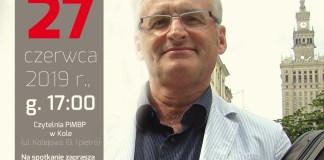 Plakat Krzesimir Debski