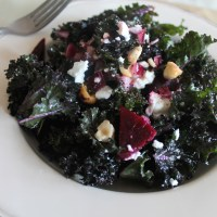 Adele's Kale Salad | The LA to L.A. Chef
