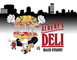 Alberts Deli Main Street Bronze Sponsor