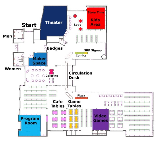 Library Floor Plan New2