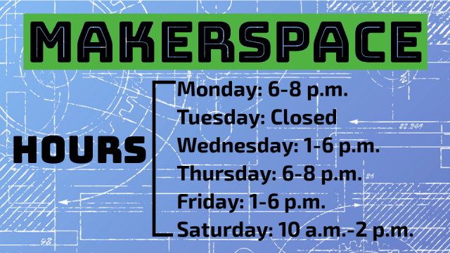Makerspace | | Okefenokee Regional Library System | 401 Lee