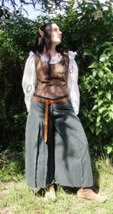 Costume de druide