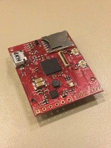 IoT向け 通信モジュール 3G通信+GPSトランスミッター(Agx Anyconnector)