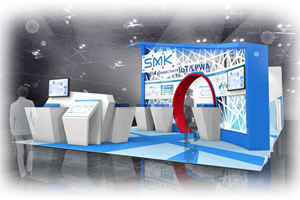 SMK_ceatec2017booth